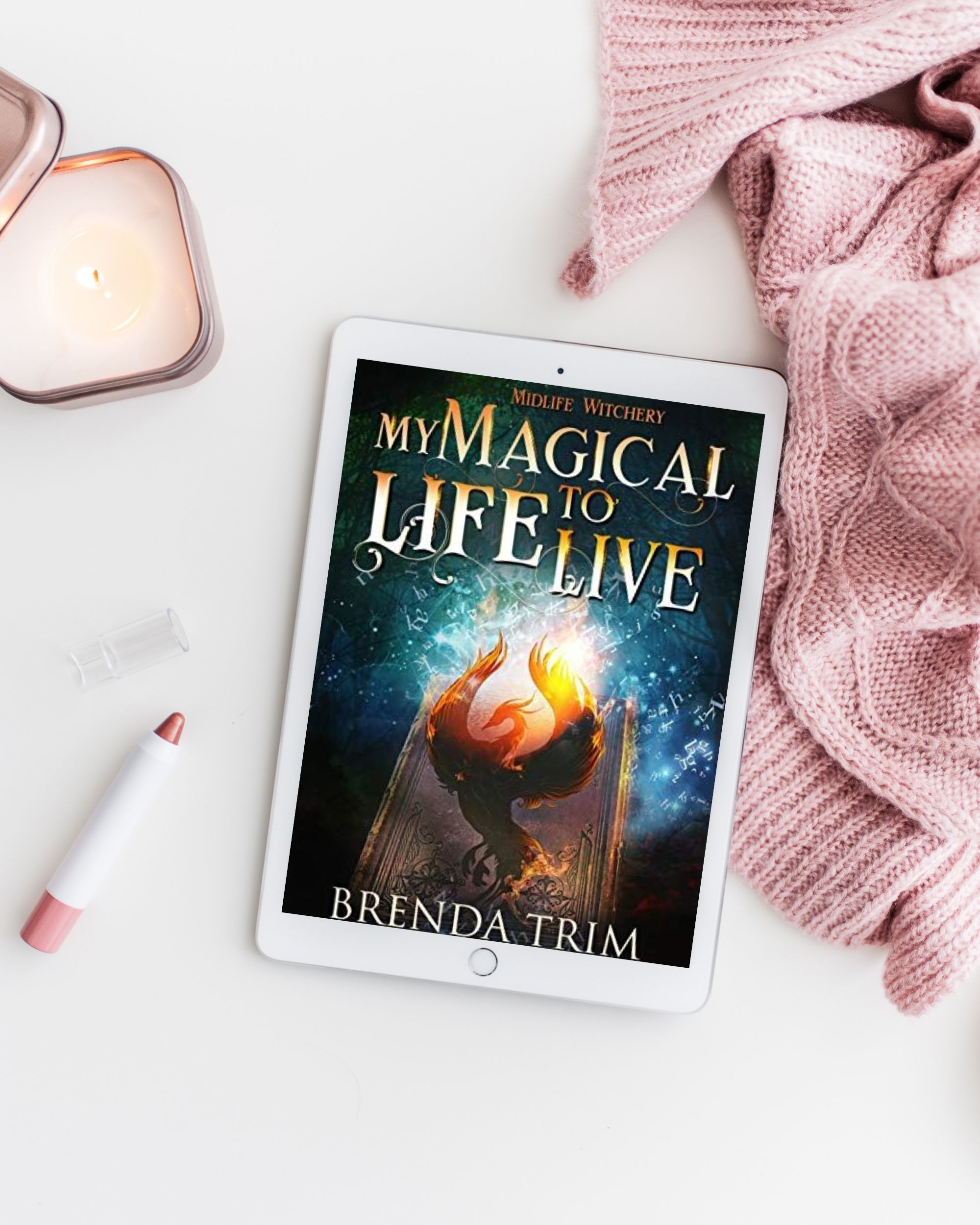 My Magical Life to Live by Brenda Trim | Book Review