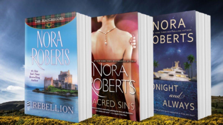 Nora Roberts June 2021