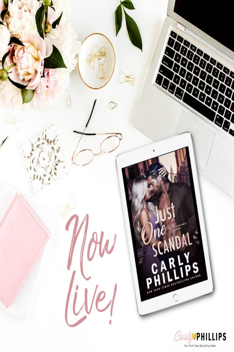Just One Scandal by Carly Phillips   Book Review
