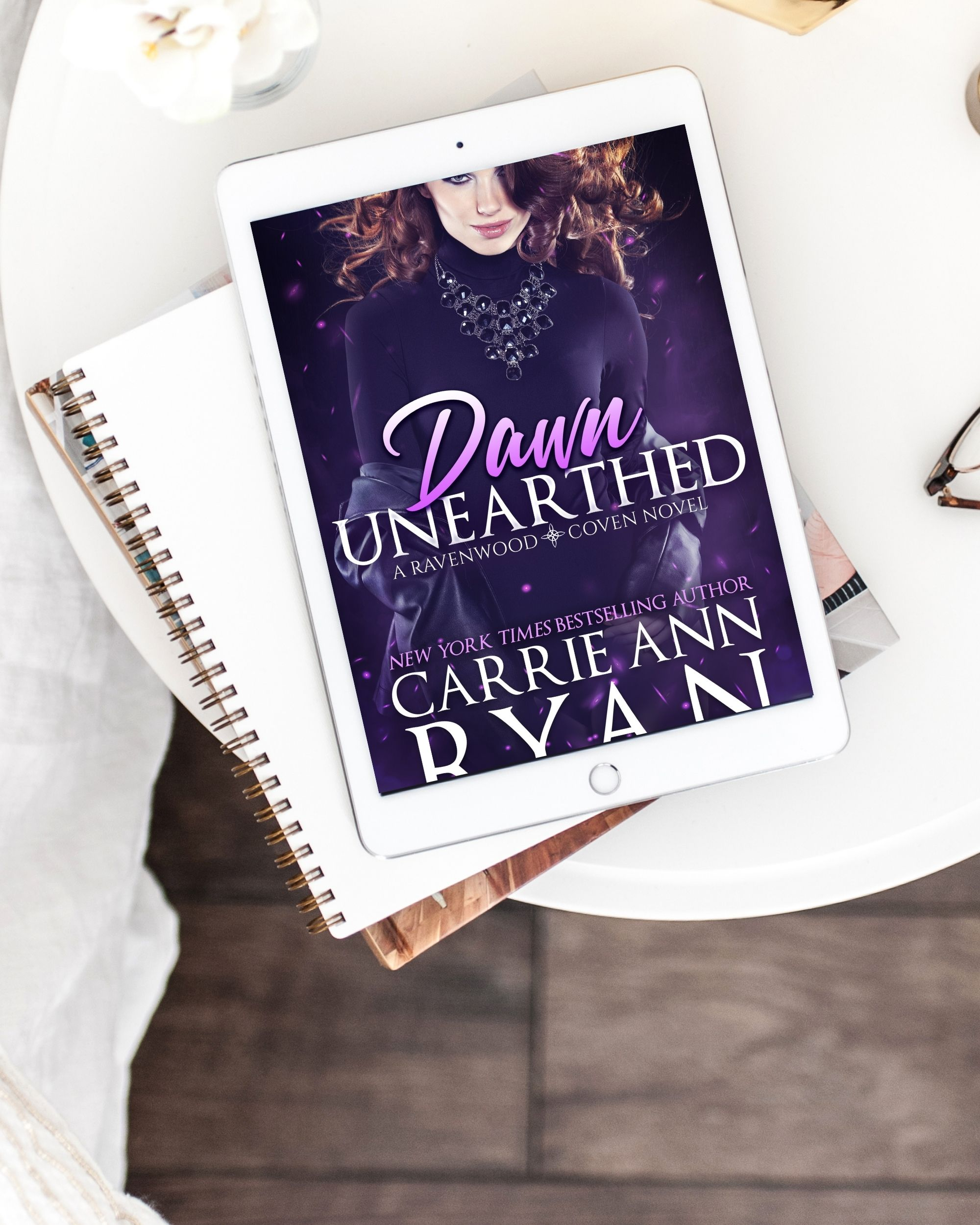 Dawn Unearthed by Carrie Ann Ryan - Wickedly Romance