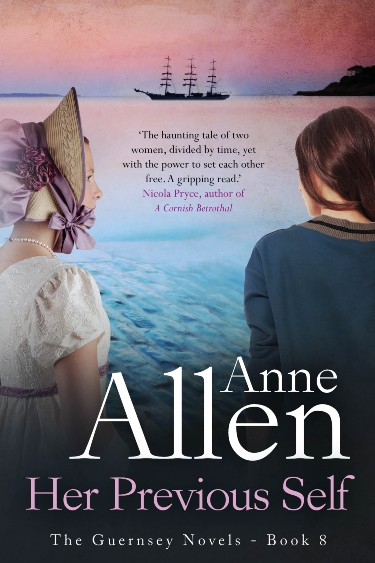 Her Previous Self by Anne Allen    Book Review