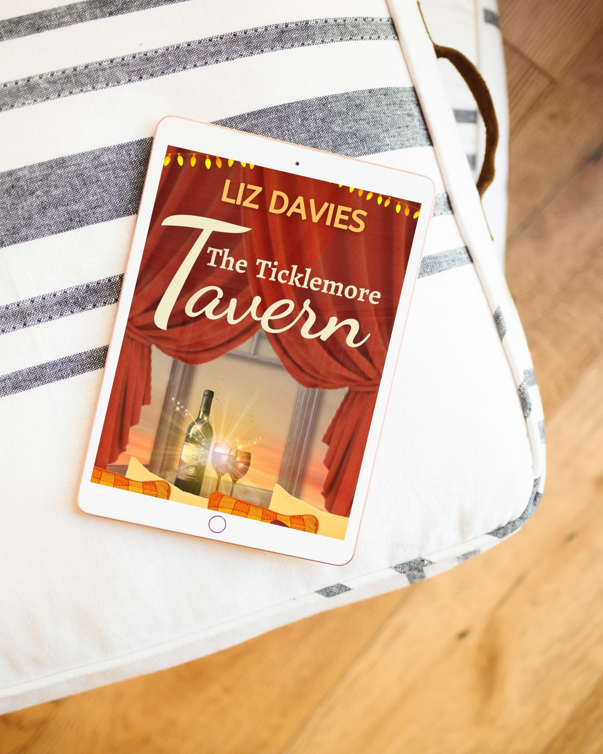 The Ticklemore Tavern by Liz Davies Review - Wickedly romance