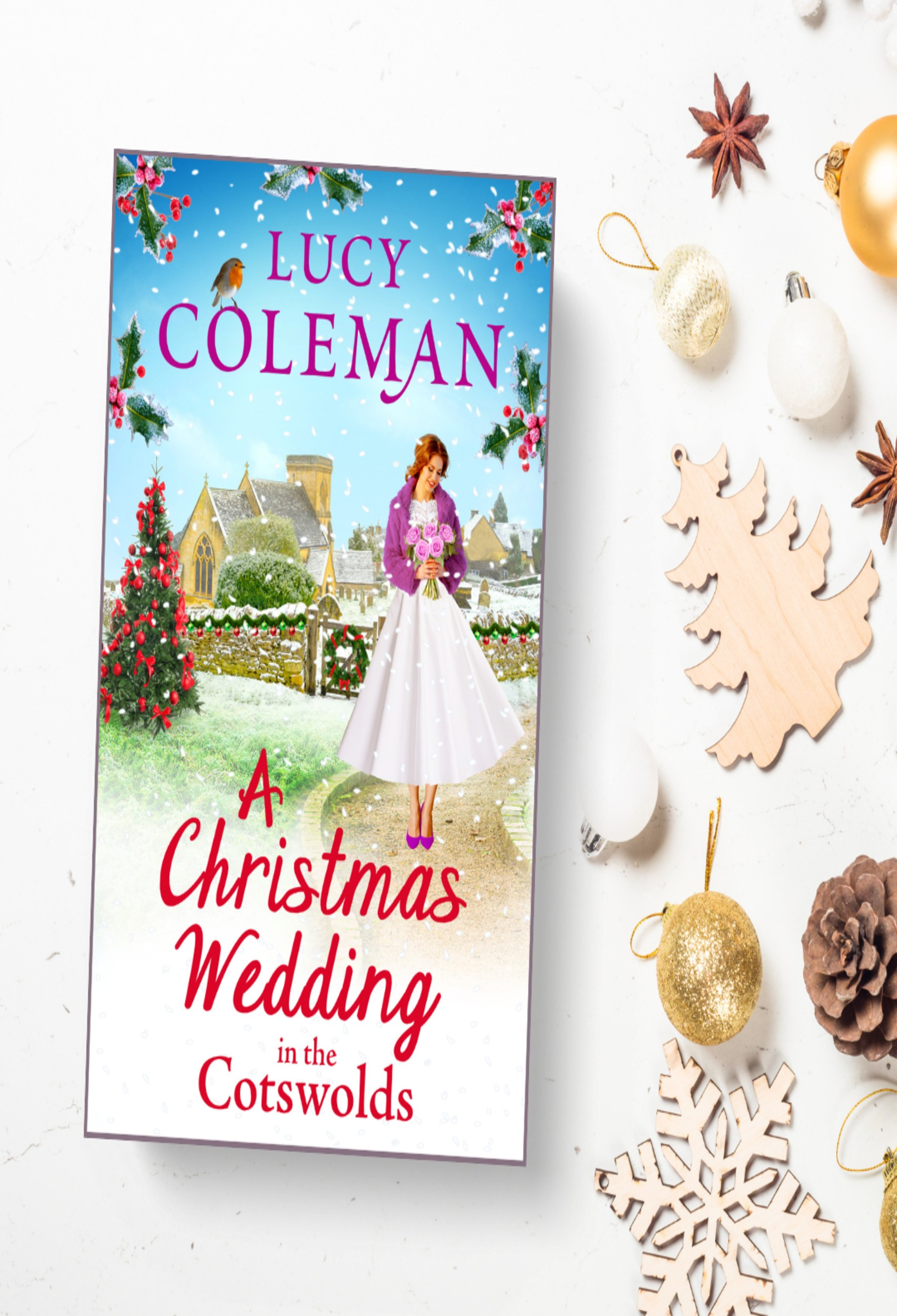 A Christmas Wedding Review- wickedly romance