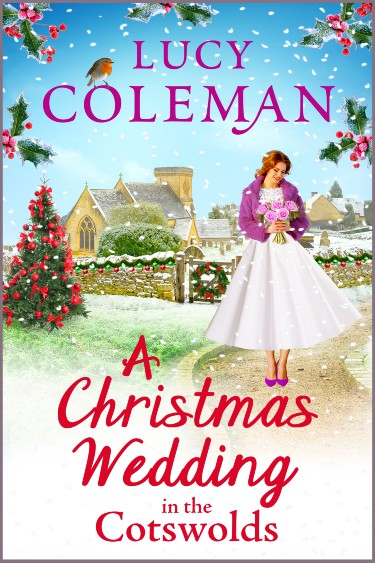 A Christmas Wedding in the Cotswolds by Lucy Coleman | Book Review