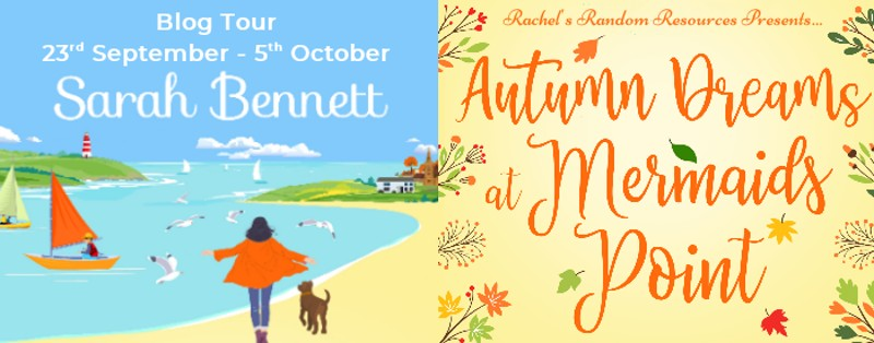 Autumn Dreams at Mermaids Point by Sarah Bennett   Book Review