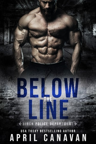 Below the Line by April Canavan | Book Review