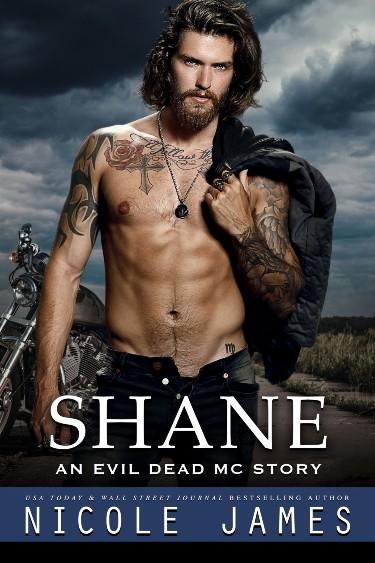 SHANE Ebook Cover