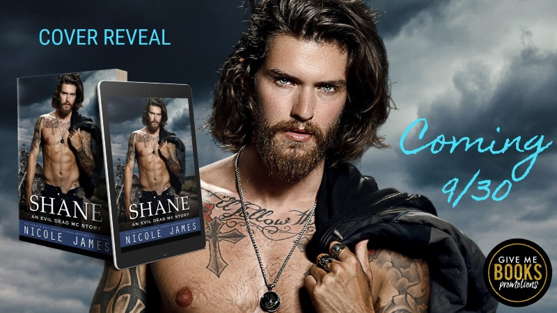 Shane by Nicole James | Cover Reveal