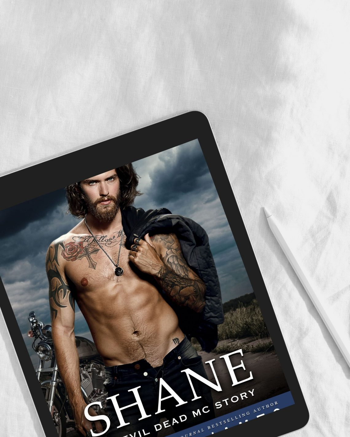 Shane Release- Wickedly Romance
