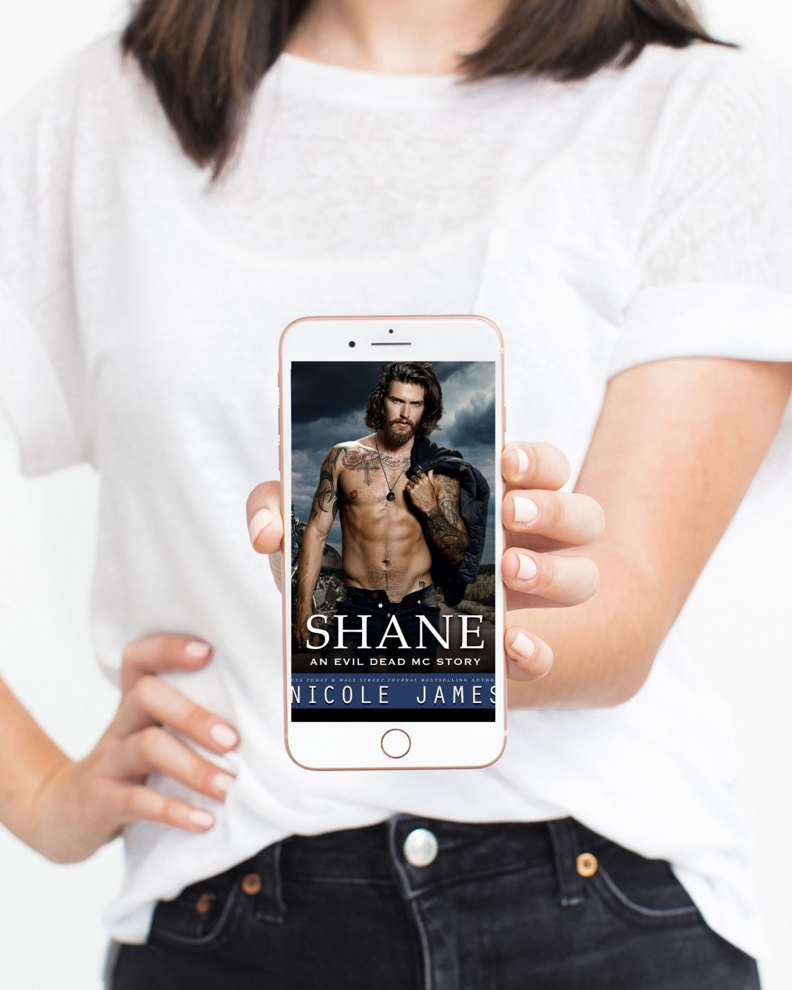 Shane by Nicole James - Wickedly Romance