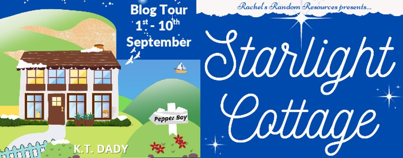 Starlight Cottage By K.T. Dady | Book Review