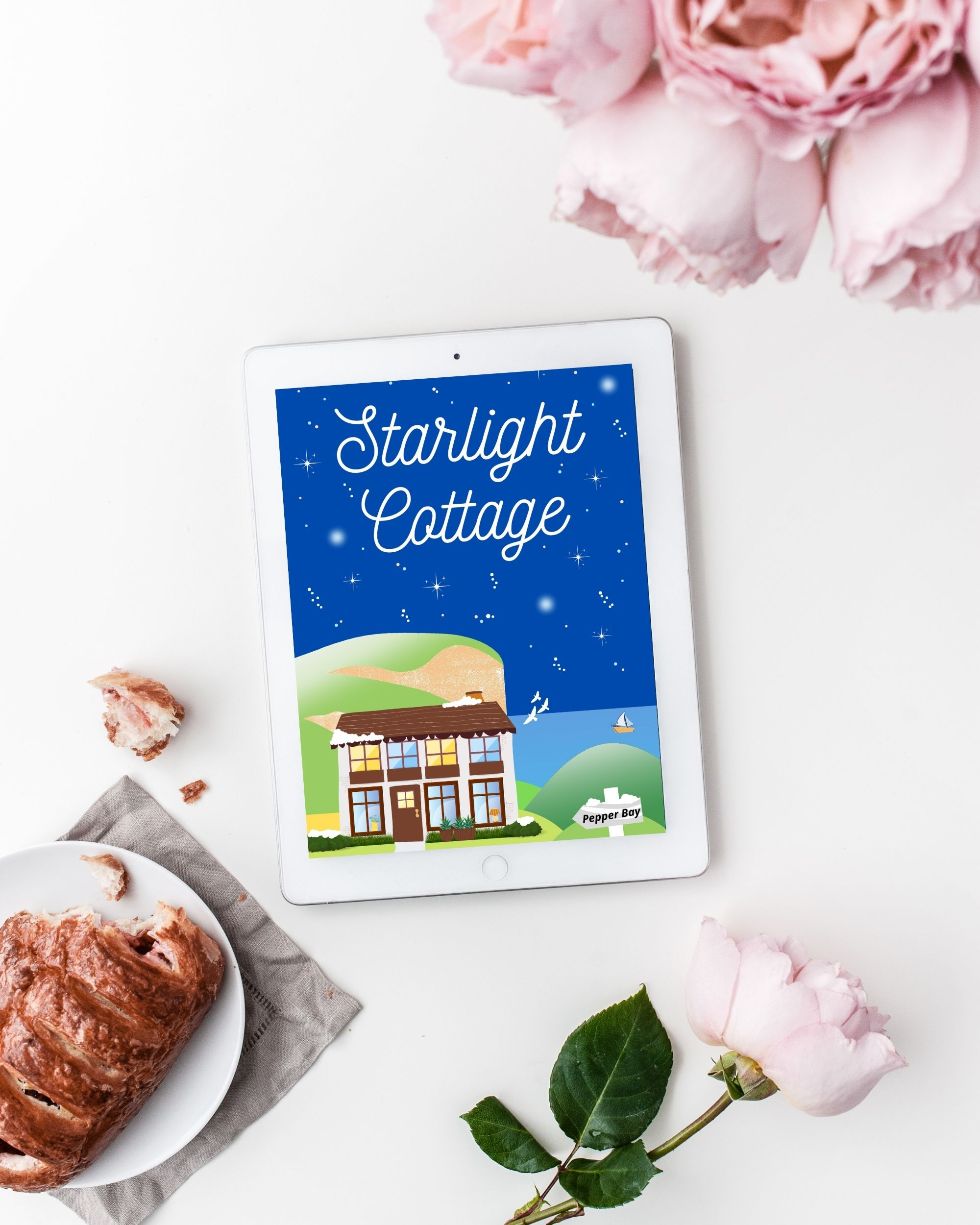Starlight Cottage by KT Dady Review - Wickedly Romance