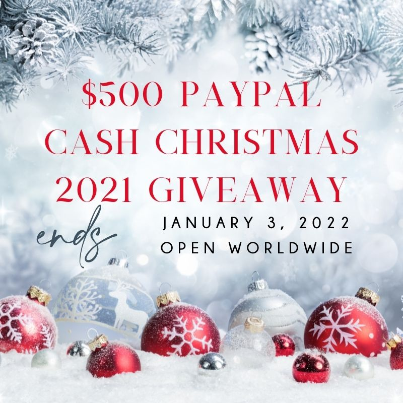 $500 PayPal Cash